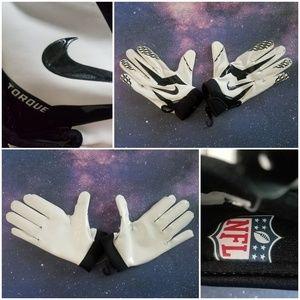 Nike Torque Football Gloves